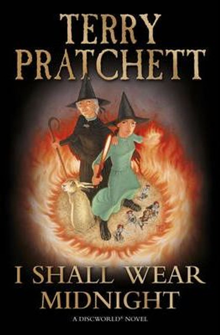 Pratchett, Terry / I Shall Wear Midnight (Large Paperback)