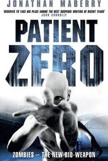 Maberry, Jonathan / Patient Zero (Large Paperback)