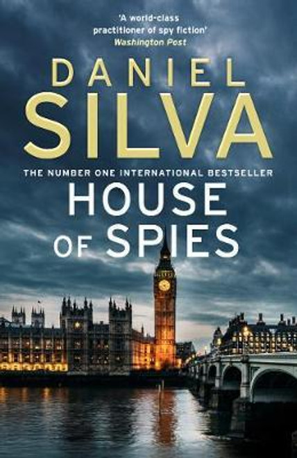 Silva, Daniel / House of Spies (Large Paperback)