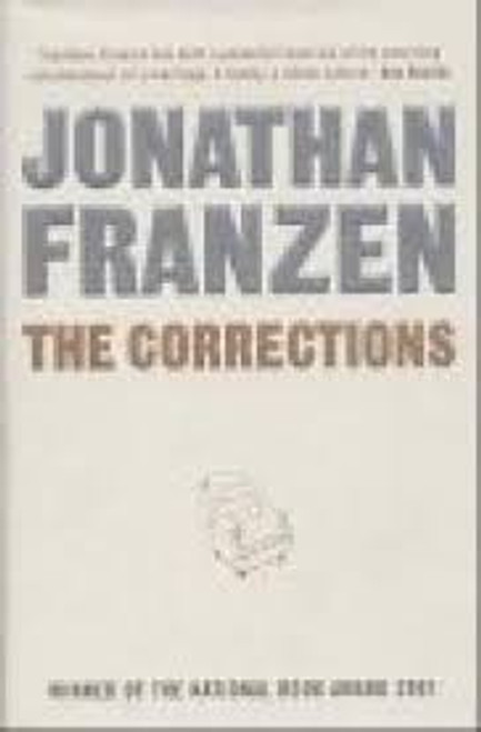Franzen, Jonathan / The Corrections (Large Paperback)