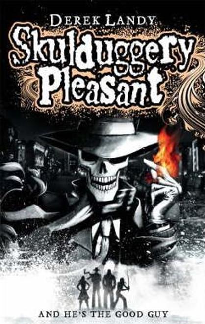 Landy, Derek / Skulduggery Pleasant (Large Paperback) ( Skulduggery Book 1 )