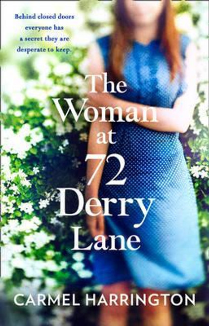 Harrington, Carmel / The Woman at 72 Derry Lane (Large Paperback)
