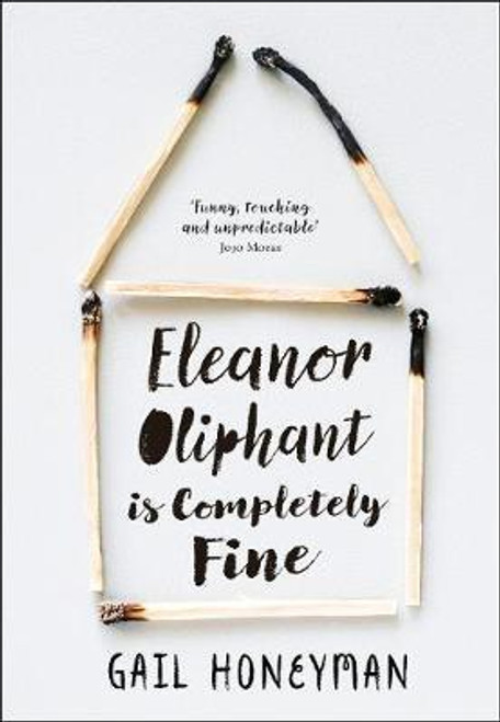 Honeyman, Gail / Eleanor Oliphant is Completely Fine (Large Paperback)