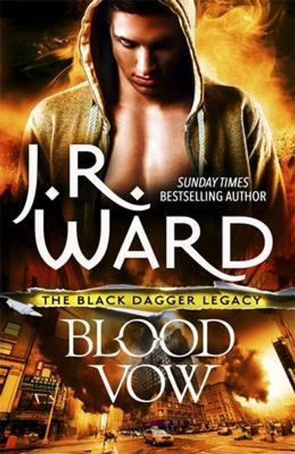 Ward, J.R. /Blood Vow  (Large Paperback)