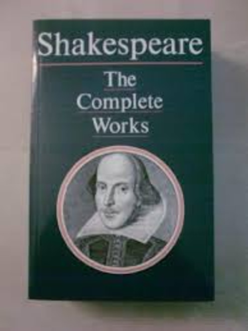 Shakespeare, William / The Complete Works (Large Paperback)