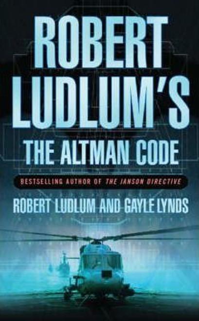 Ludlum, Robert / The Altman Code (Large Paperback)