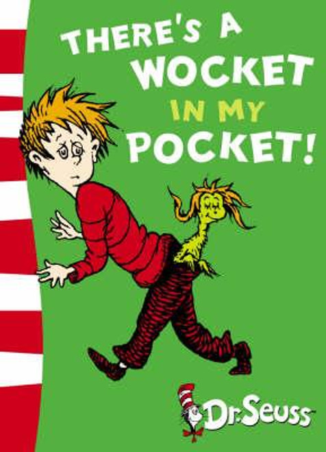 Dr. Seuss / There's a Wocket in my Pocket (Large Paperback)