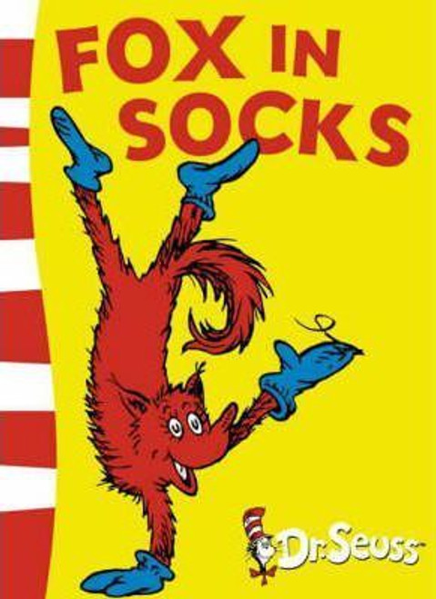 Dr. Seuss / Fox in Socks (Large Paperback)