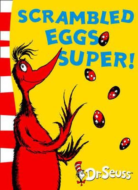 Dr. Suess / Scrambled Eggs Super! (Large Paperback)