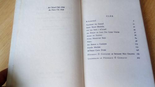 Ó Conaire, Padraic - Scothscéalta Hb 1959 Gearrscéalta as Gaeilge