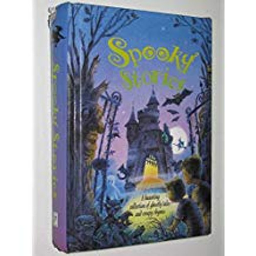 Mini Spooky Stories (Hardback)