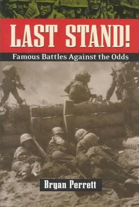 Perrett, Bryan / Last Stand (Hardback)