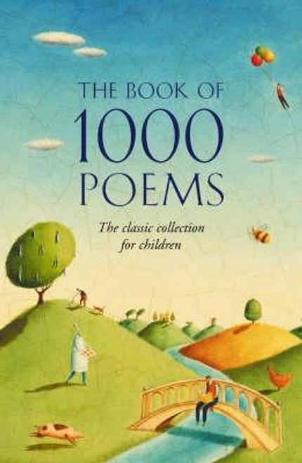 Macbain, J. Murray / The Book of 1000 Poems (Hardback)