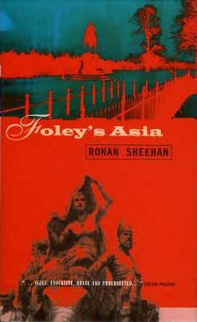Sheehan, Ronan / Foley's Asia : A Sketchbook (Hardback)