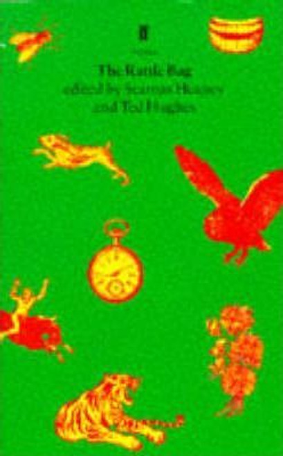 Heaney, Seamus / Rattle Bag : An Anthology of Poetry (Medium Paperback)