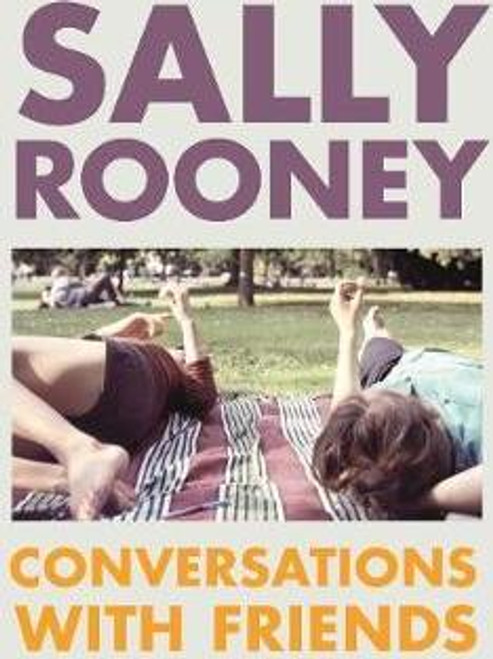 Rooney, Sally / Conversations with Friends (Medium Paperback)