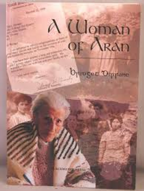 Dirrane, Bridget / A Woman of Aran (Medium Paperback)