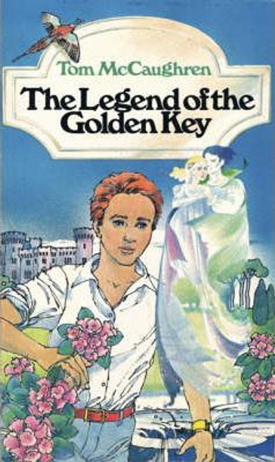 McCaughren, Tom / Legend of the Golden Key (Medium Paperback)