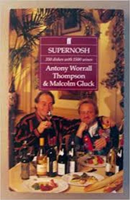 Thompson, Antony Worrall / Supernosh (Medium Paperback)