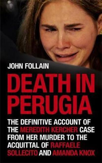 Follain, John / Death in Perugia (Medium Paperback)