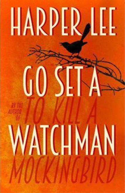 Lee, Harper / Go Set A Watchman (Large Hardback)