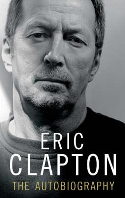 Clapton, Eric / The Autobiography (Large Hardback)