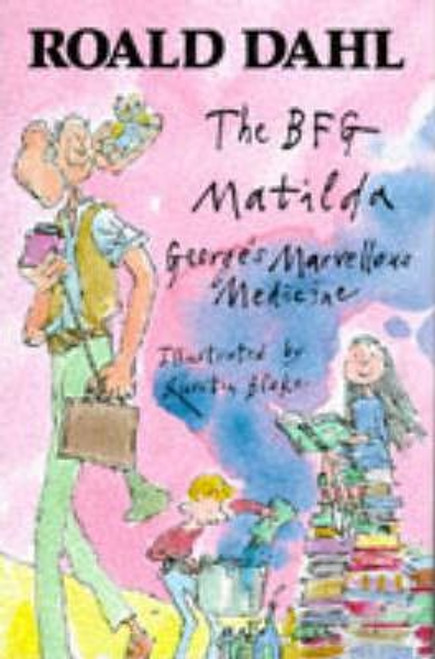Dahl, Roald / Omnibus : BFG, Maitilda and George's Marvellous Medicine (Large Hardback)