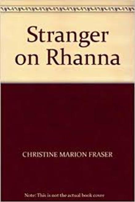 Fraser, Christine Marion / Stranger on Rhanna (Large Hardback)