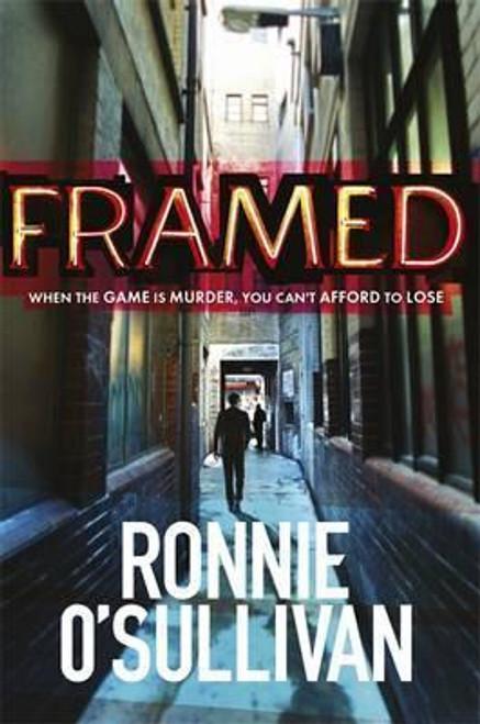 O'Sullivan, Ronnie / Framed (Large Hardback)