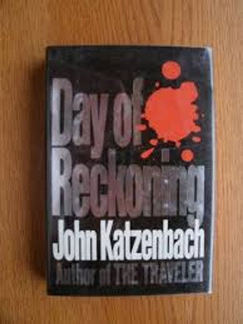 Katzenbach / Day of Reckoning (Large Hardback)