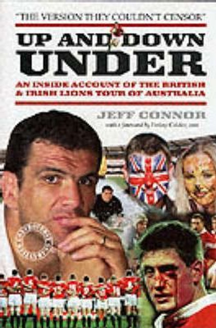 Connor, Jeff / Up and Down Under (Large Hardback)