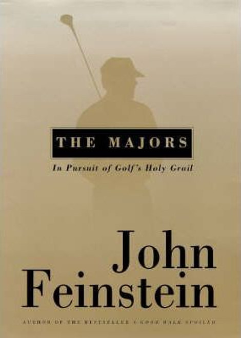 Feinstein, John / The Majors (Large Hardback)