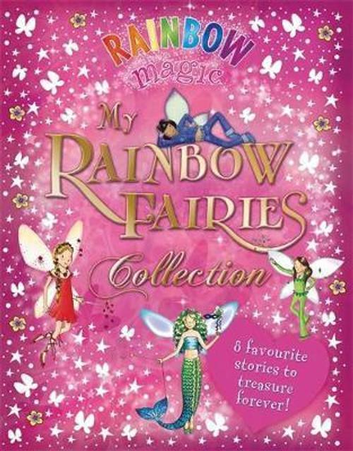 Meadows, Daisy / Rainbow Magic: My Rainbow Fairies Collection (Large Hardback)
