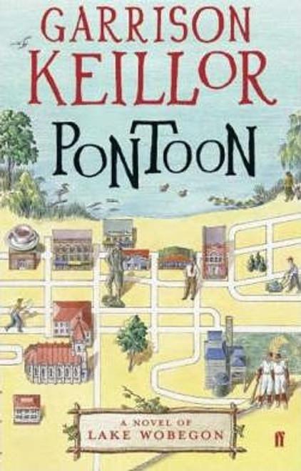Keillor, Garrison / Pontoon (Large Hardback)
