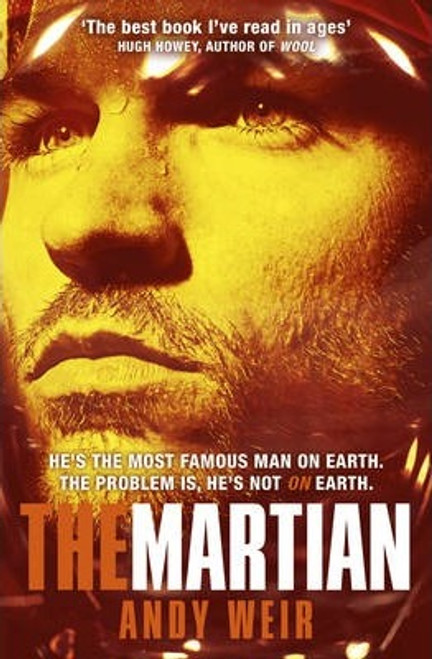 Weir, Andy / The Martian (Large Hardback)