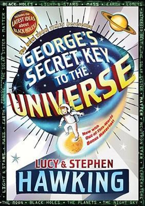 Hawking, Lucy / George's Secret Key to the Universe