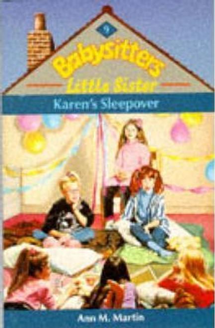 Martin, Ann M. / Babysitters Little Sister: Karen's Sleepover