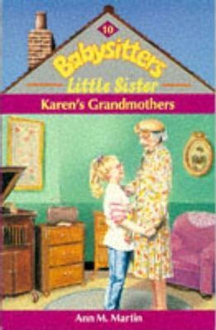 Martin, Ann M. / Babysitters Little Sister: Karen's Grandmother