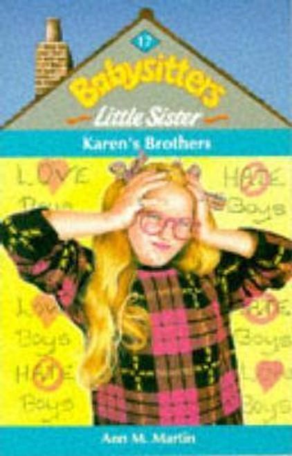 Martin, Ann M. / Babysitters Little Sister: Karen's Brothers