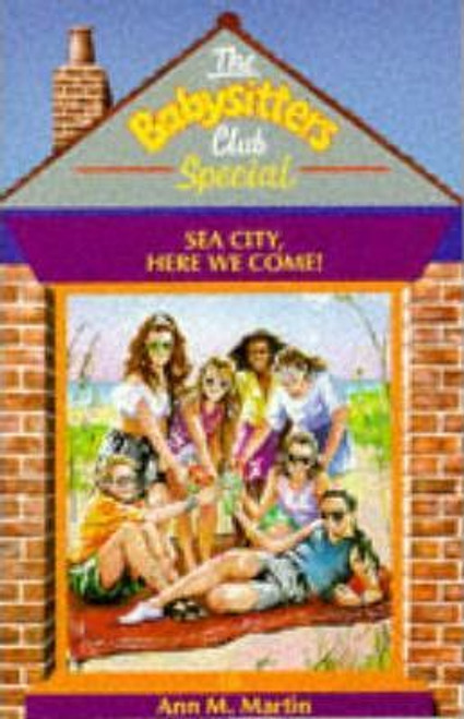 Martin, Ann M. / The Babysitters Club Special: Sea City Here We Come!