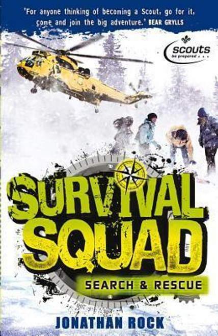 Rock, Jonathan / Survival Squad: Search and Rescue