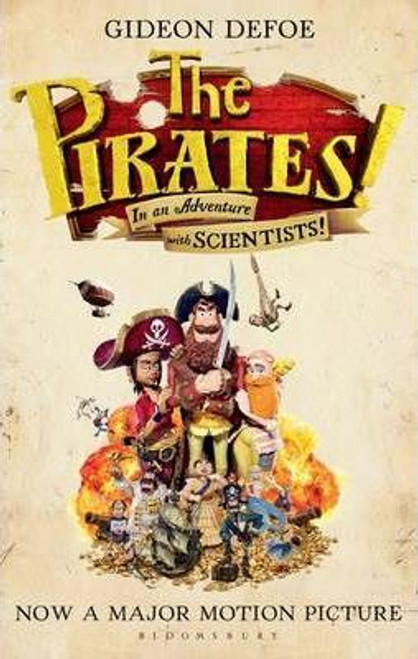 Defoe, Gideon / The Pirates! In an Adventure with Scientists