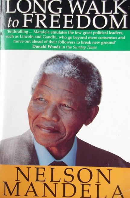 Mandela, Nelson / The Long Walk To Freedom