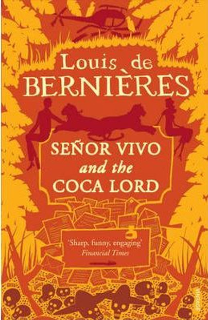 de Bernieres, Louis / Senor Vivo and the Coco Lord
