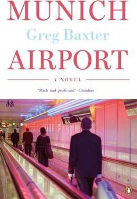 Baxter, Greg / Munich Airport