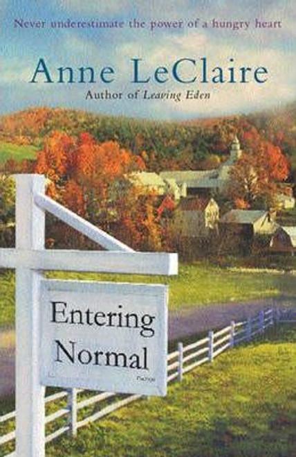 Leclaire, Anne / Entering Normal