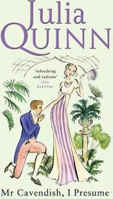 Quinn, Julia / Mr Cavendish, I Presume
