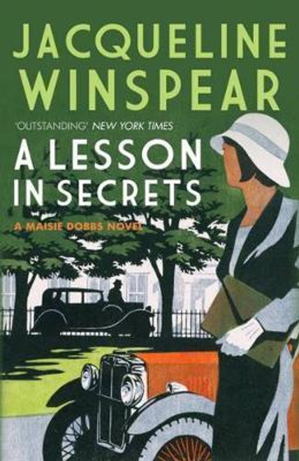 Winspear, Jacqueline / A Lesson In Secrets