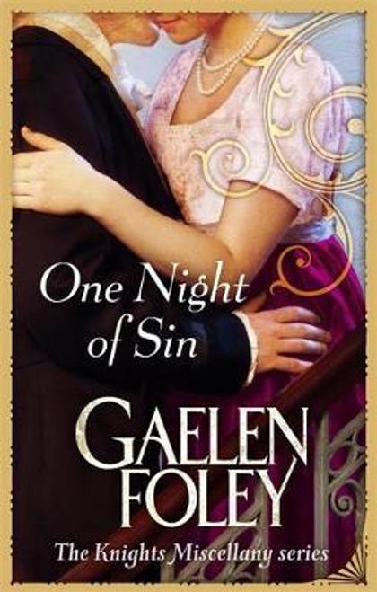 Foley, Gaelen / One Night Of Sin