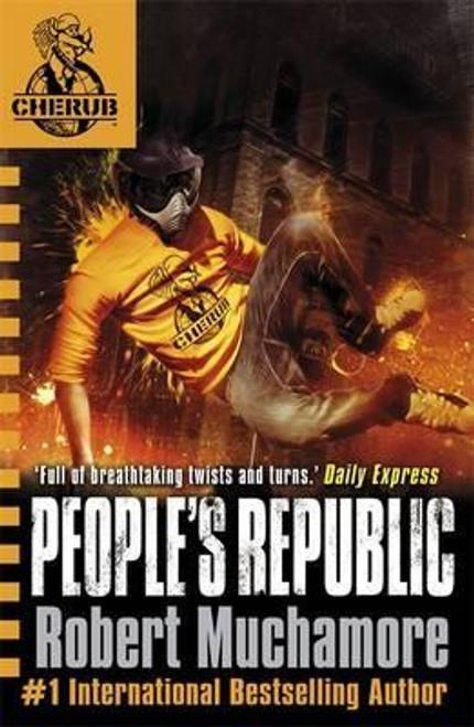 Muchamore, Robert / CHERUB: People's Republic